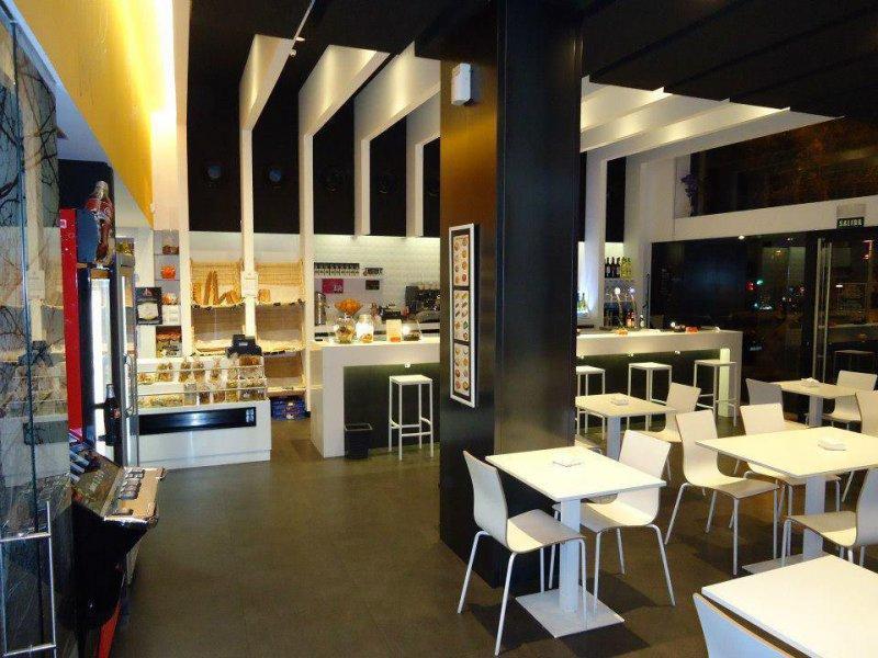 Proyecto cafetería Ogi Berri