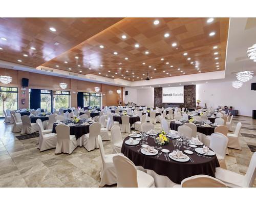 Salones con capacidad hasta 510 invitados