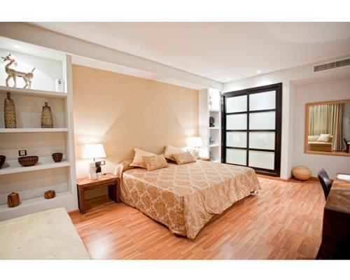 Suite donde podrás pasar la noche de bodas