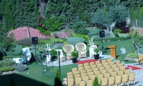 Preciosas bodas civiles