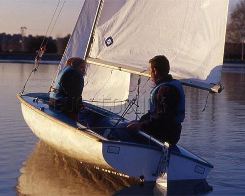 Lago navegable