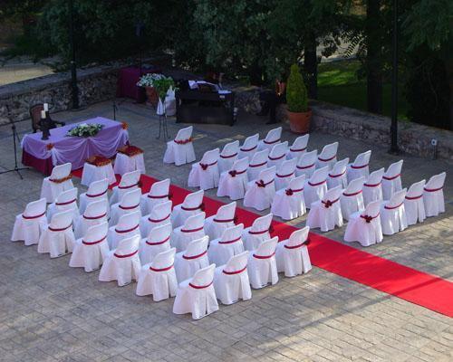 Celebración de bodas civiles