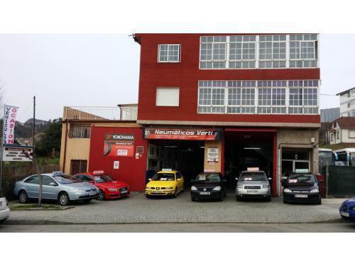 Neumaticos. Verti, taller mecánico y neumáticos en Vigo
