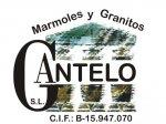 logo marmoles granitos g antelo