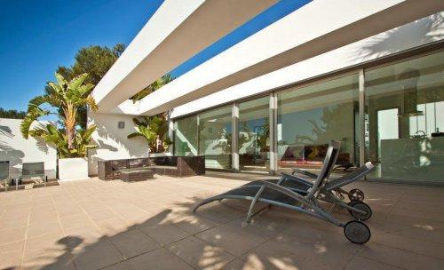 Una de nuestras casas de diseño.