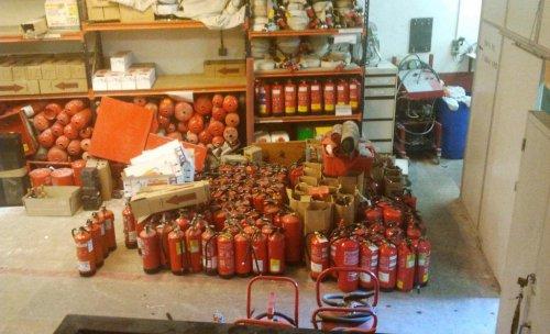 Extintores 6 Kg