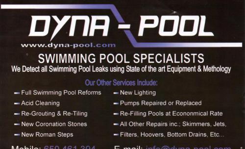 Dyna-Drain: desatascos, piscinas y control de plagas en Alicante