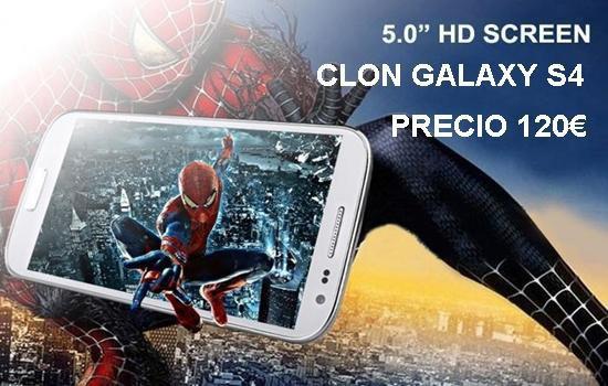 CLON GALAXY S4