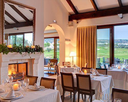 Restaurante casa club