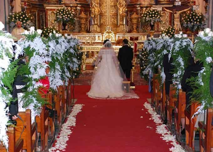 Especialistas en bodas