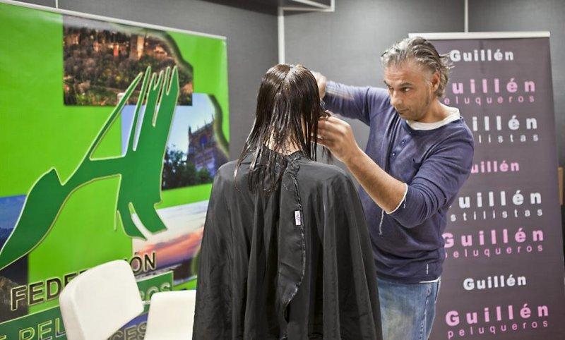Guillén Peluqueros, servicio de peluquería en Málaga