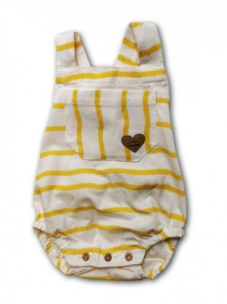 Ranita bebé unisex algodón orgánico