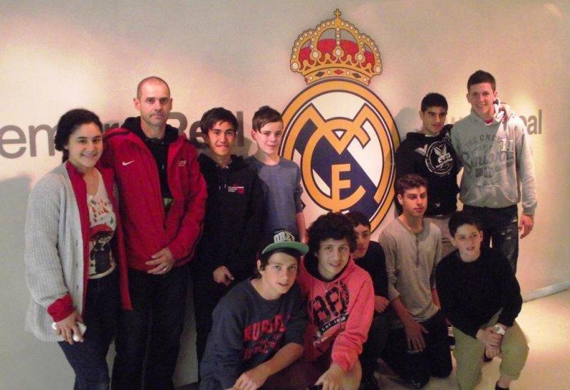 Entrenamientos Real Madrid
