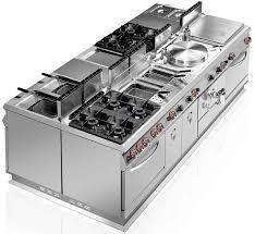 cocina central a medida