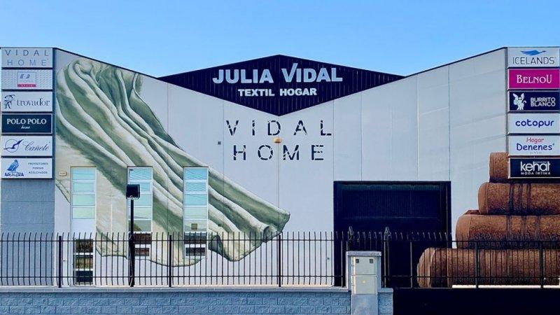 Mayoristas de textil de hogar Vidal Home