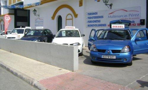AUTOS DE OCASION DE MULTIMARCAS PEREZ S.L.