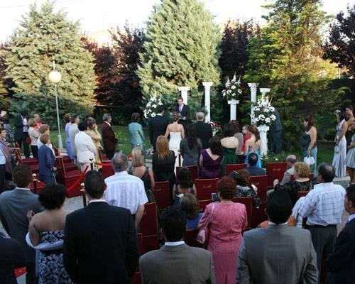 Una boda distinta y muy especial