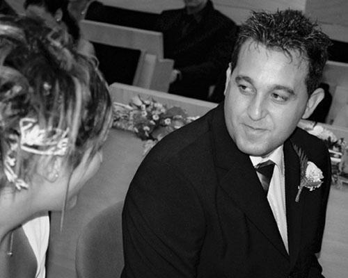 Diferentes reportajes de boda