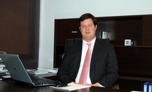 Sergio García, socio-fundador de Sg Abogados