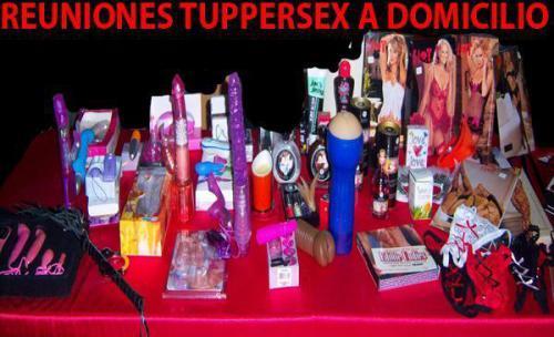 Reuniones Tuppersex en Malaga - Despedidas de soltero y soltera - Fiestas y Eventos - Hazte Asesora Tuppersex y gana un dinero extra.