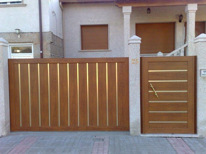 Puertas de diseño en materiales de muy alta Calidad. PortonKit y Access Control Andalucía evolucionan por Usted.