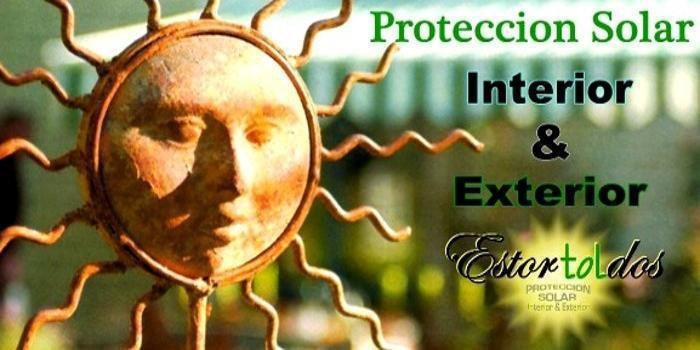 Proteccion Solar Interior & Exterior.Hogar,Oficinas y Comercios.