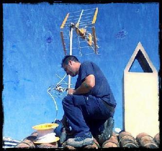 instalando antena tdt