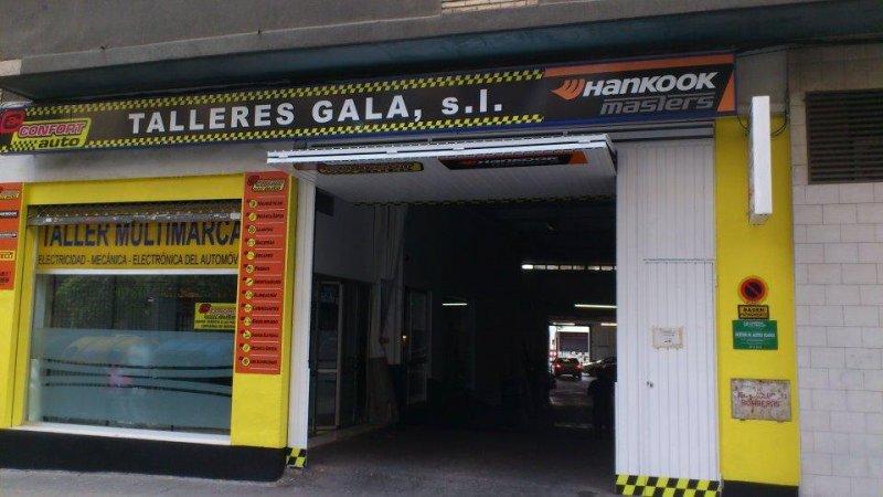 Talleres Gala