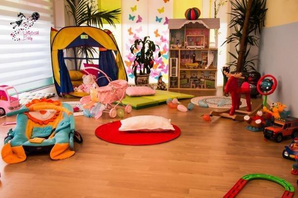 Escuela Infantil Universal Baby, guardería bilingüe en Madrid