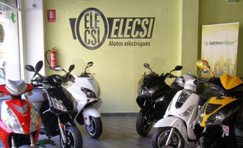 Motos y bicicletas eléctricas Barcelona