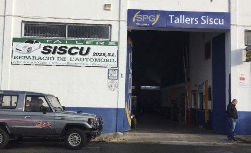 Taller Siscu 2029