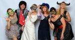 ejemplo de nuestro photocall para bodas