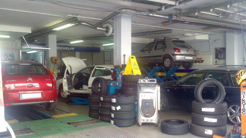 Neumáticos Pereiró 2