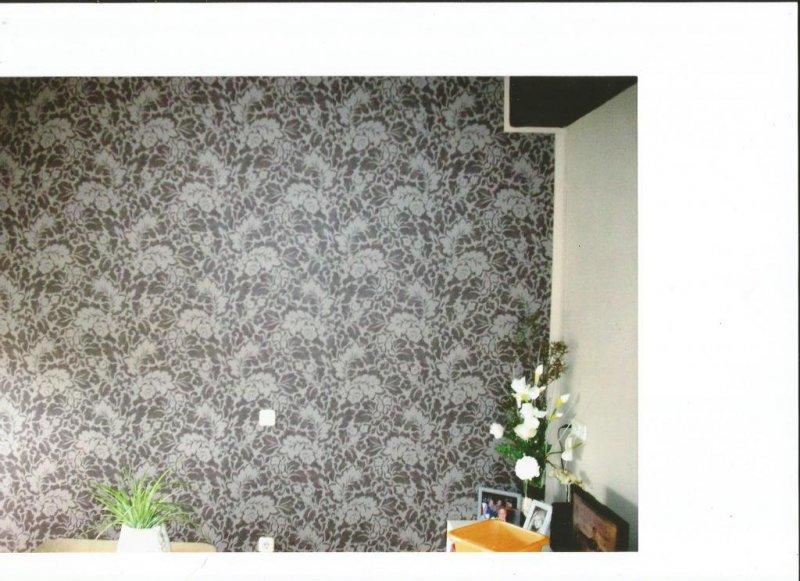 instal·lacions de papers pintats