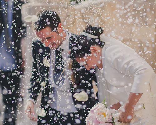 Todos los detalles de vuestra boda