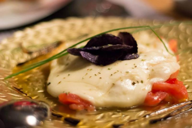 provolone  Restaurante Chacabuco