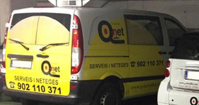 Q-Net Vallés, serveis i neteges en Terrassa