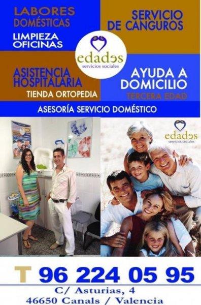 Cuidado de ancianos Valencia