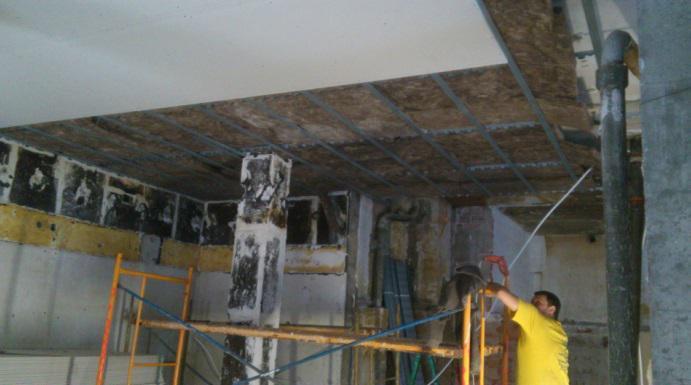 Construcciones MCW, reformas y aislamientos en Madrid