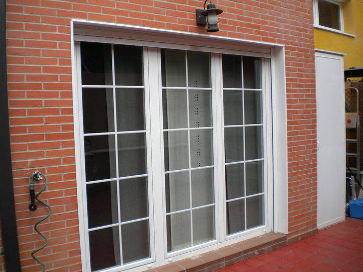 Aluminios Castellanos, carpintería de aluminio en Madrid