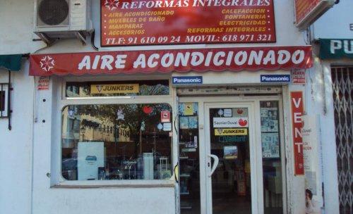 Comercial e Instalaciones Pradas