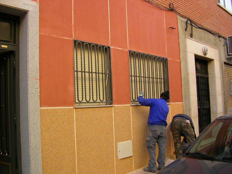 REHABILITACION FACHADAS EN MADRID