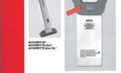 Bolsas aspirador AEG