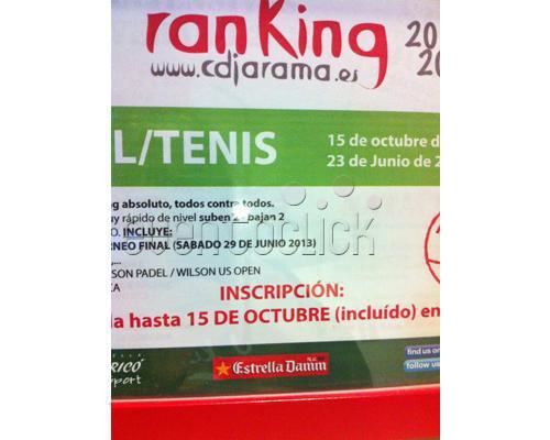 Organizacion ranking