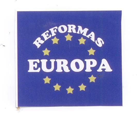 REFORMAS EUROPA