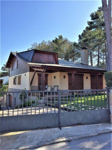 Casa prefabricada mixta