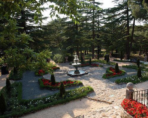 Espectaculares jardines