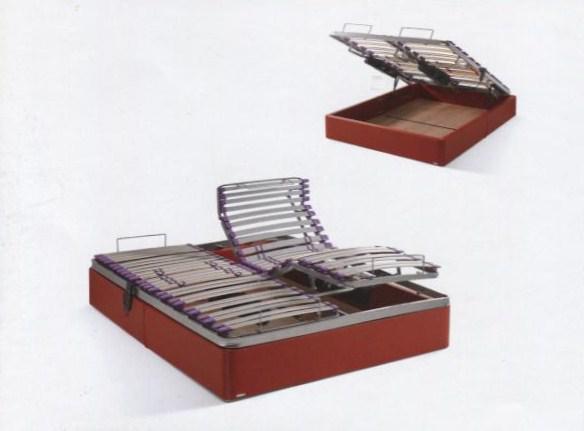 Canapés con cama a motor