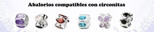 Abalorios compatibles con Chamilia, Pandora