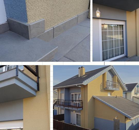 Rehabilitación de vivienda unifamiliar con aislamiento térmico